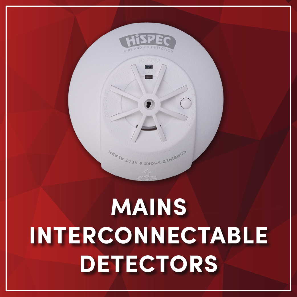Mains Interconnectable Detectors